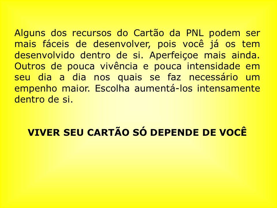 VIVER SEU CARTÃO SÓ DEPENDE DE VOCÊ