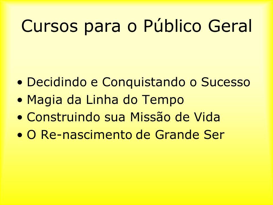 Cursos para o Público Geral