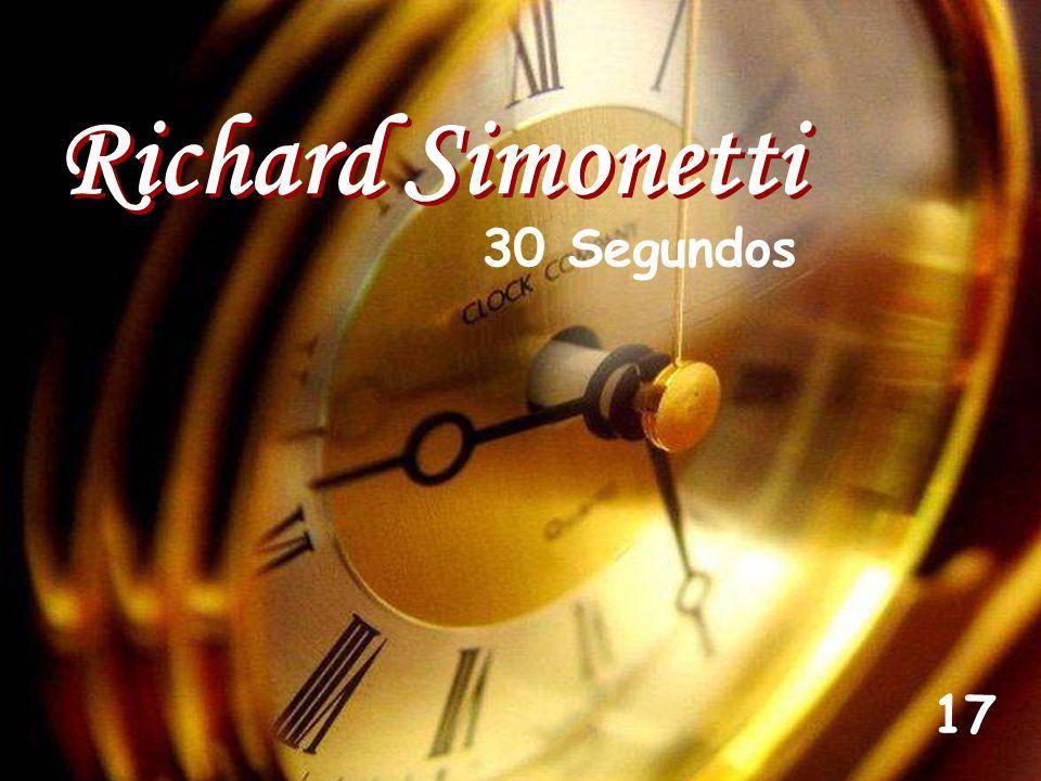 Richard Simonetti 30 Segundos 17