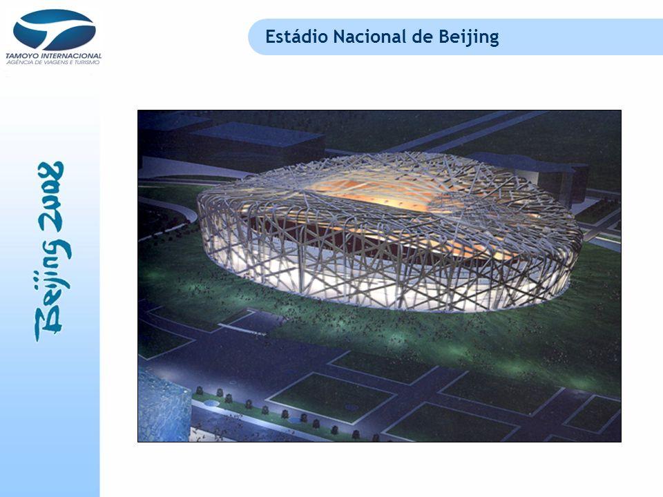 Estádio Nacional de Beijing