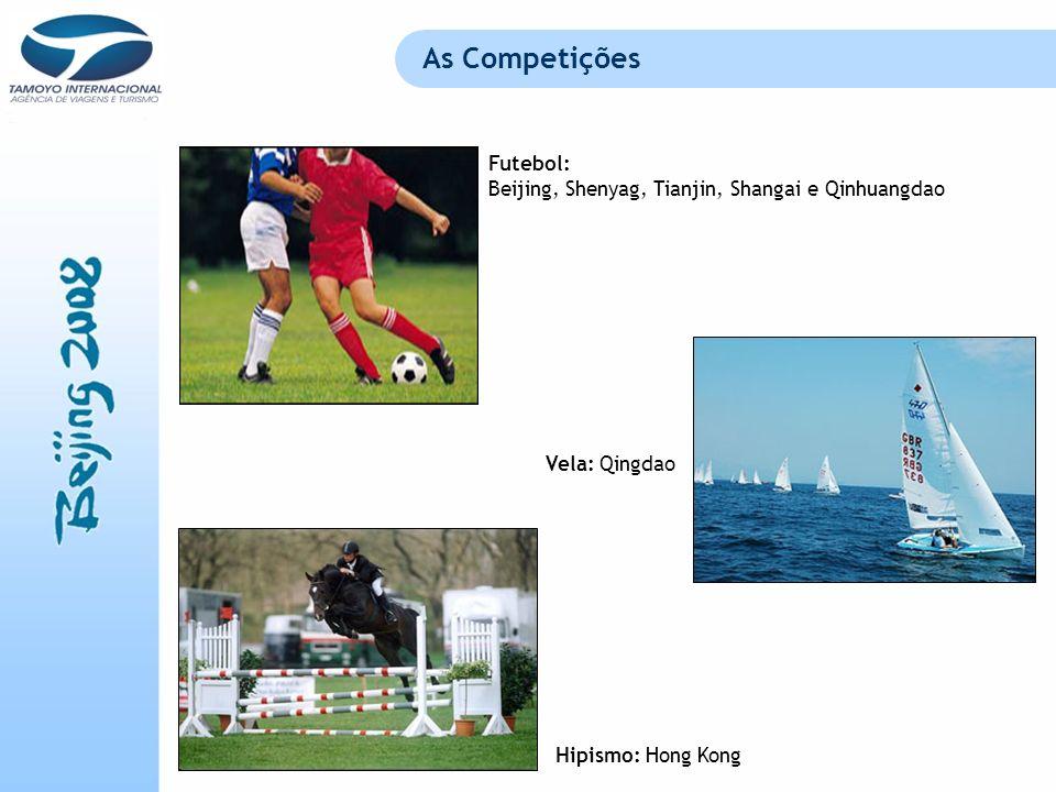 As Competições Futebol: