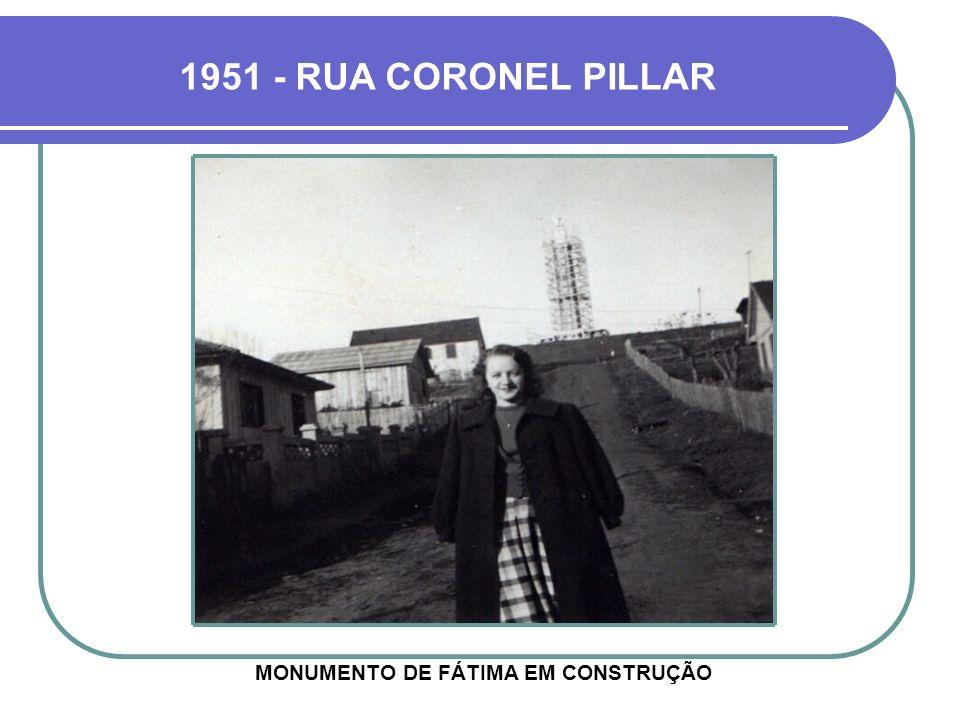MONUMENTO DE FÁTIMA EM CONSTRUÇÃO