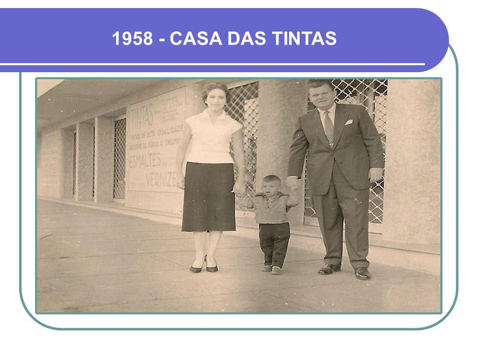 1958 - CASA DAS TINTAS