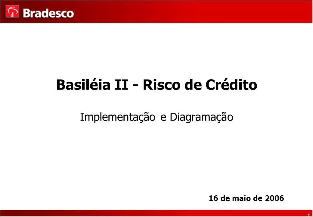 Basiléia II - Risco de Crédito Implementação e Diagramação