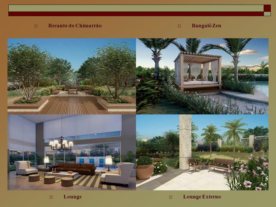 Recanto do Chimarrão Bangalô Zen Lounge Lounge Externo