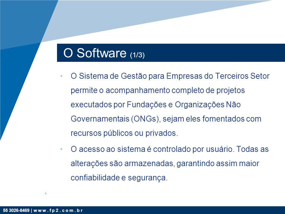 O Software (1/3)