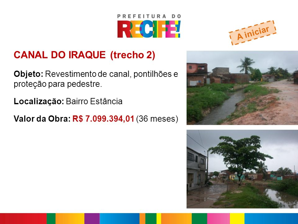 CANAL DO IRAQUE (trecho 2)
