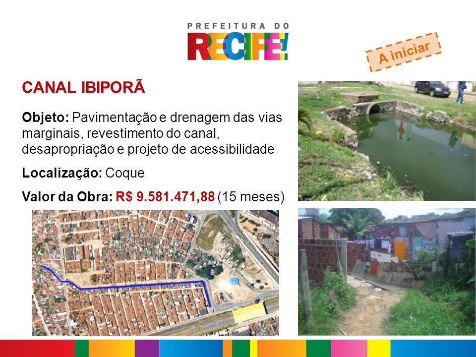 CANAL IBIPORÃ A iniciar