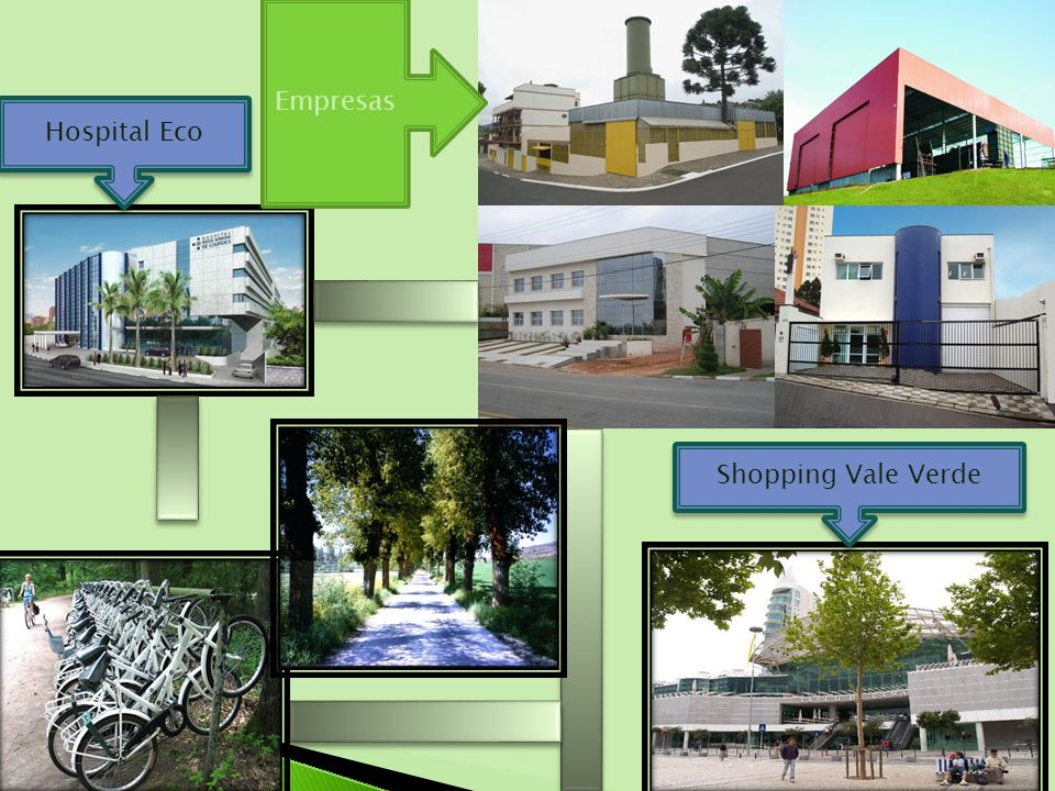 Empresas Hospital Eco Shopping Vale Verde