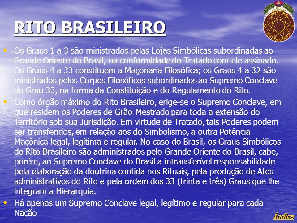 RITO BRASILEIRO