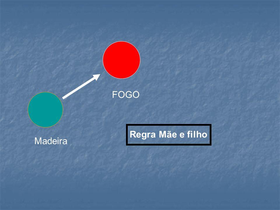 FOGO Regra Mãe e filho Madeira