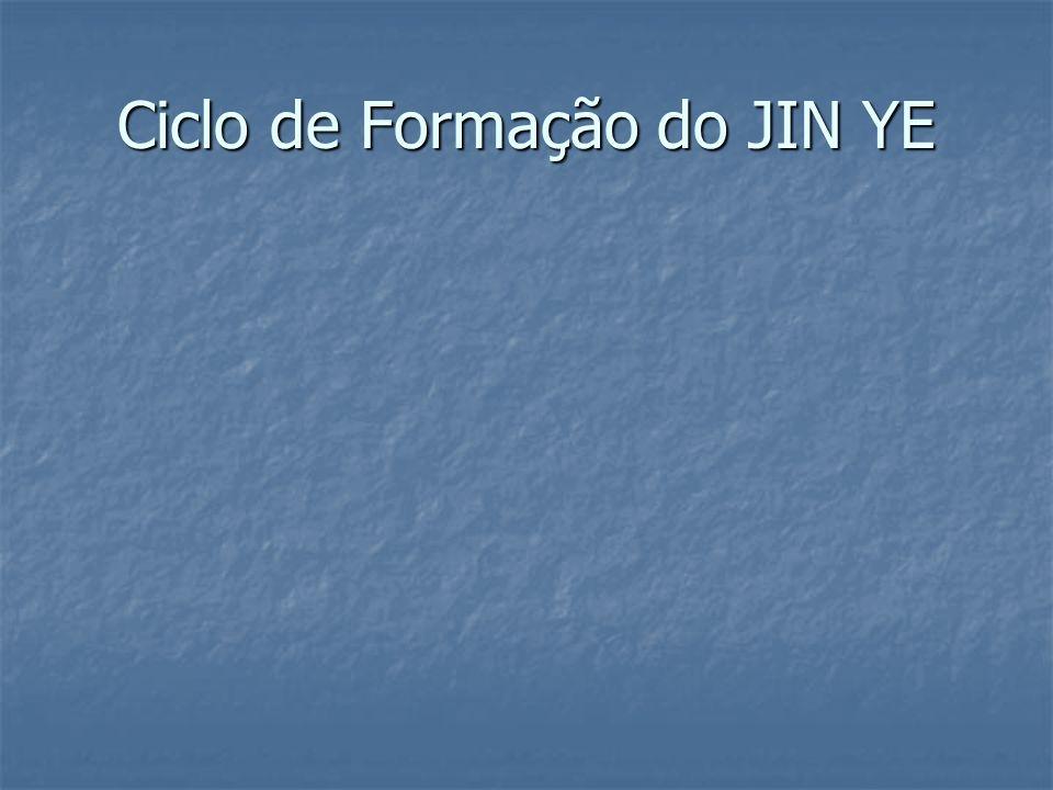 Ciclo de Formação do JIN YE