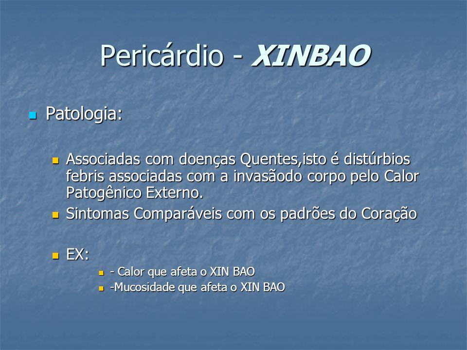 Pericárdio - XINBAO Patologia: