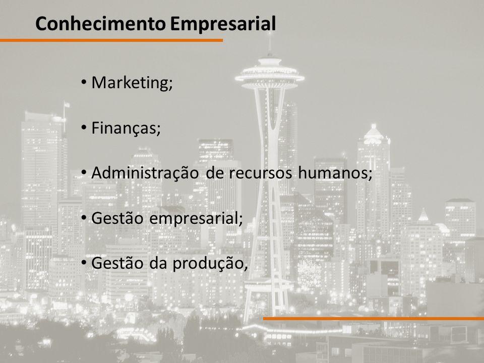 Conhecimento Empresarial