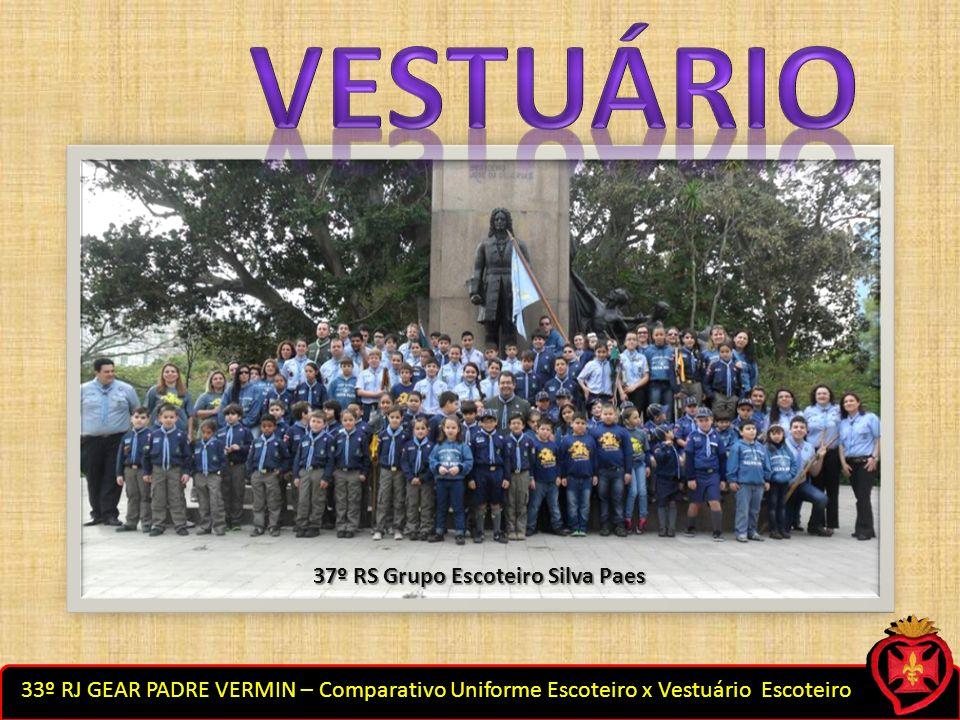 37º RS Grupo Escoteiro Silva Paes