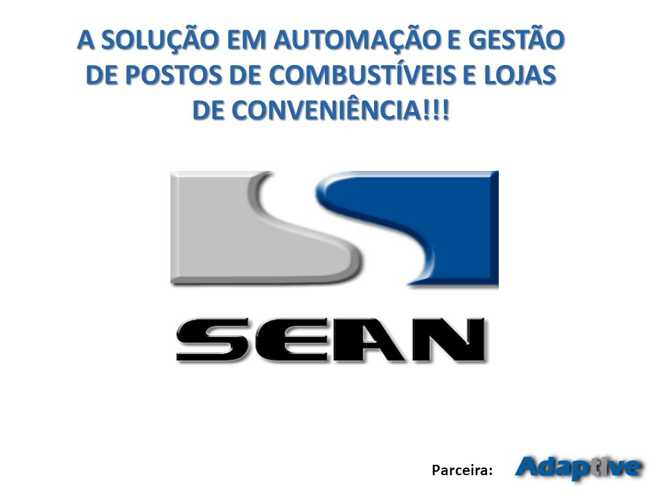 A SOLUÇÃO EM AUTOMAÇÃO E GESTÃO DE POSTOS DE COMBUSTÍVEIS E LOJAS DE CONVENIÊNCIA!!!