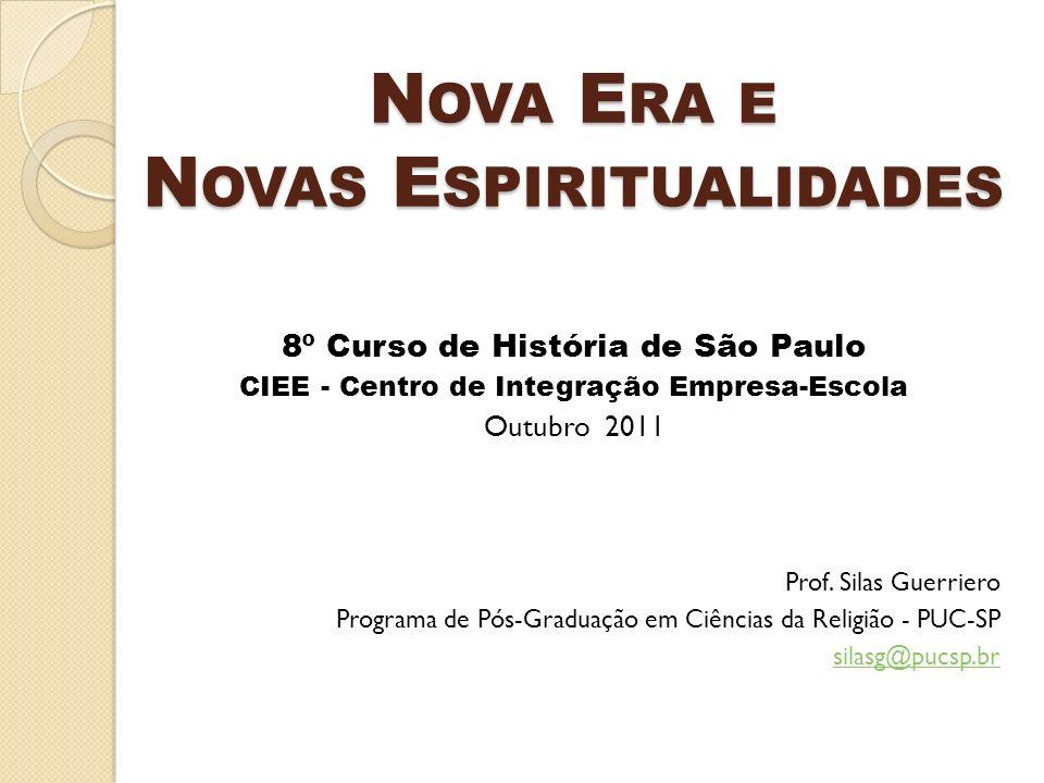 Nova Era e Novas Espiritualidades