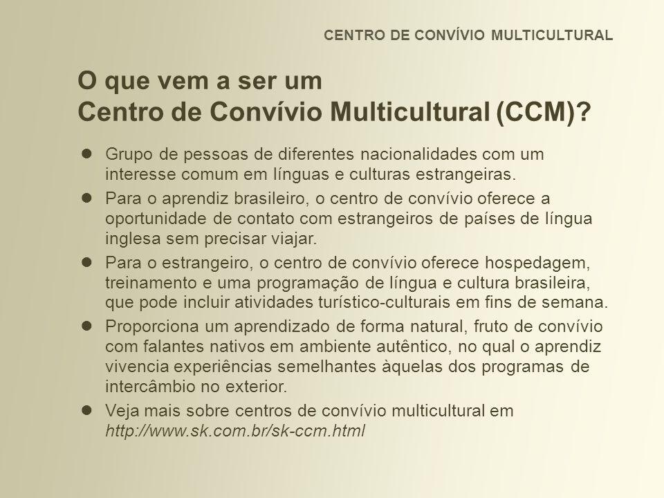 Centro de Convívio Multicultural (CCM)