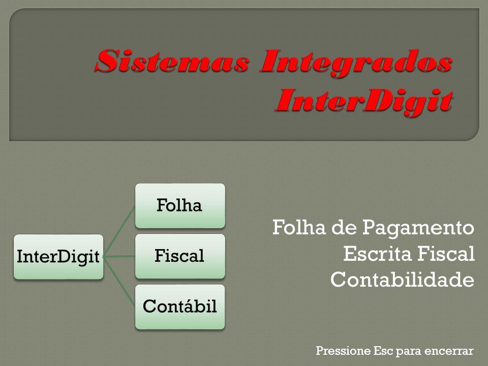 Sistemas Integrados InterDigit