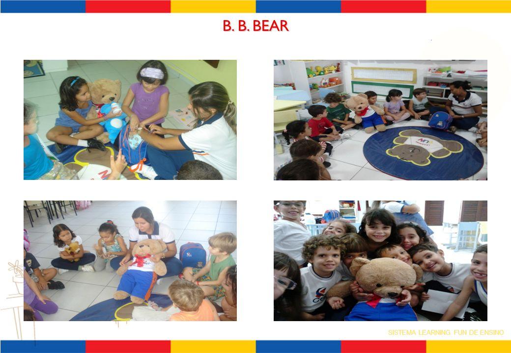 B. B. BEAR