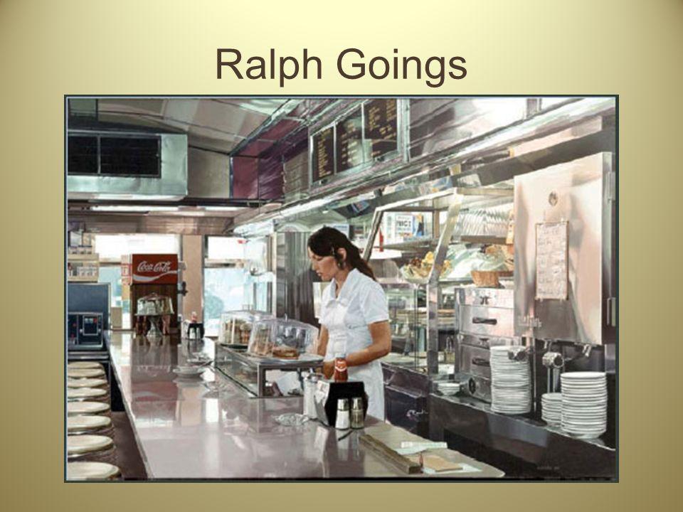 Ralph Goings