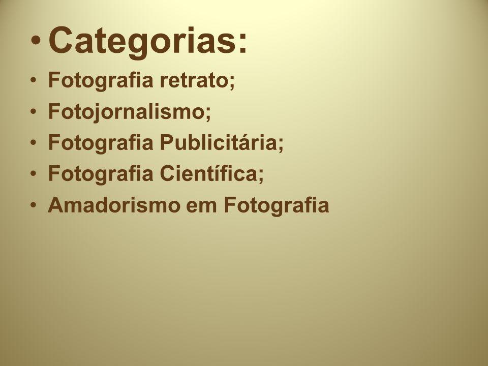 Categorias: Fotografia retrato; Fotojornalismo;