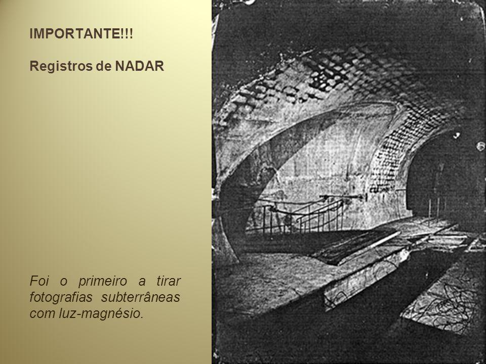 IMPORTANTE!!! Registros de NADAR