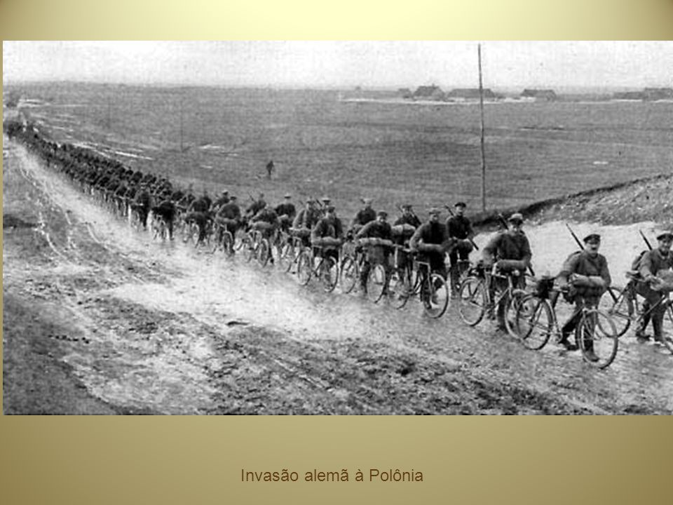 Invasão alemã à Polônia