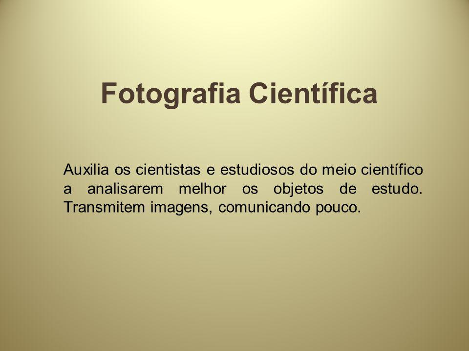Fotografia Científica