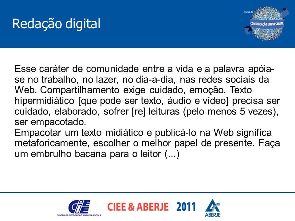 Redação digital