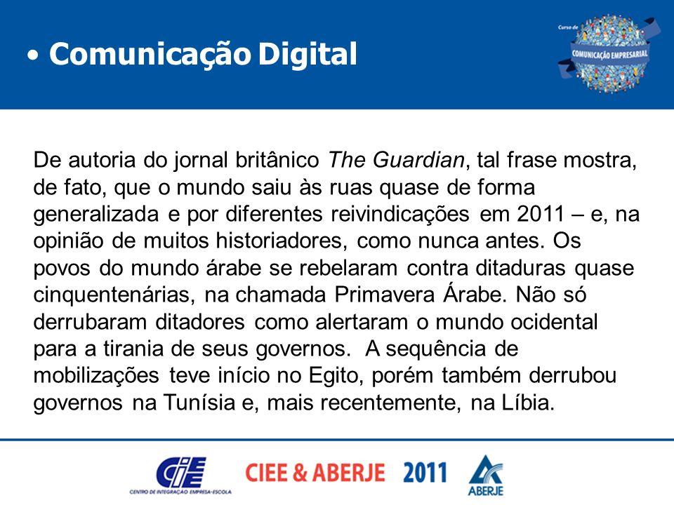 • Comunicação Digital
