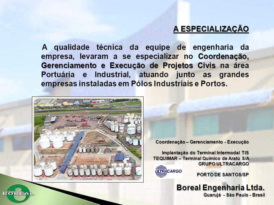 Boreal Engenharia Ltda.