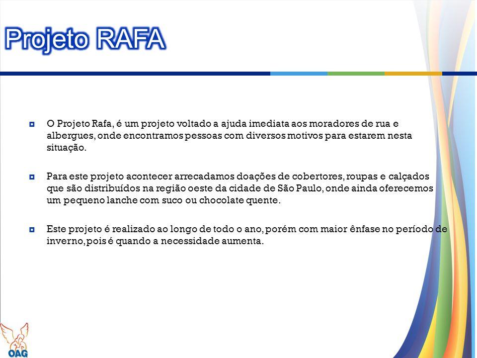 Projeto RAFA