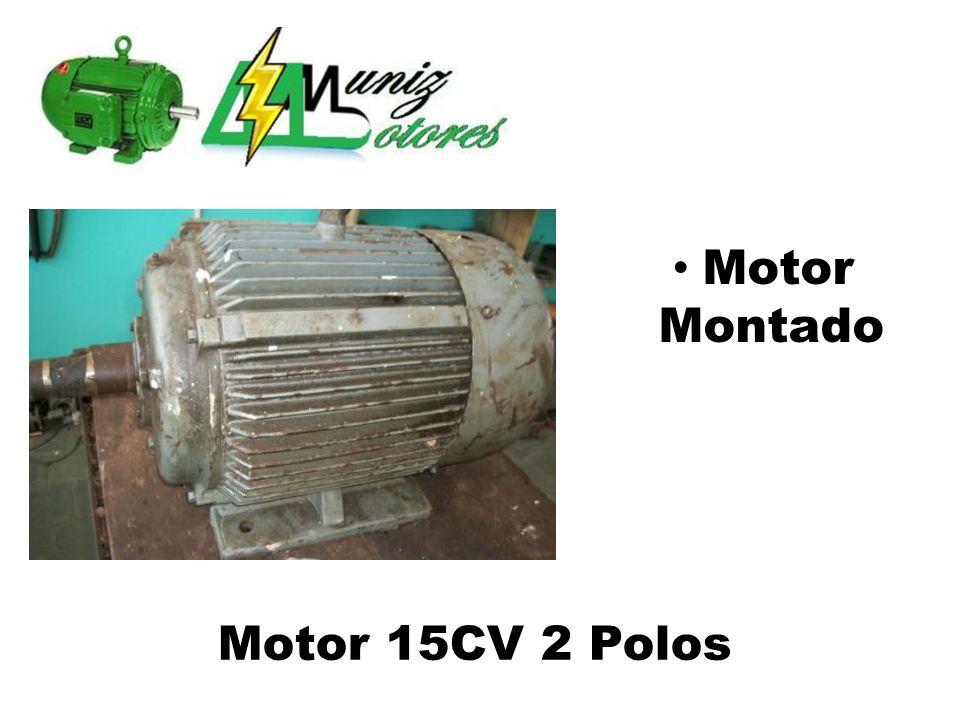 Motor Montado Motor 15CV 2 Polos