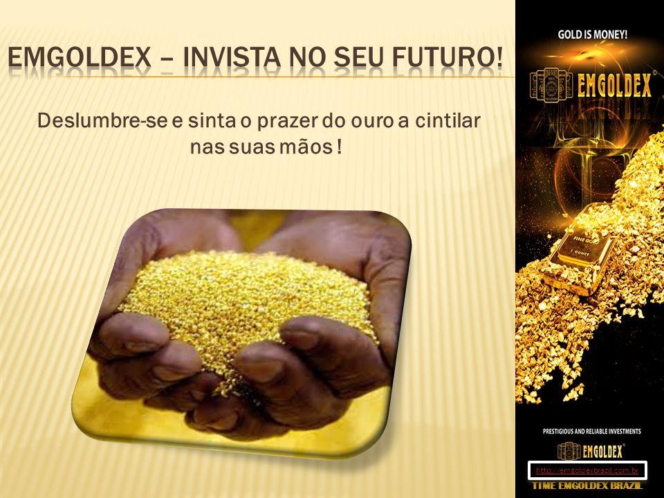 Emgoldex – invista no seu futuro!