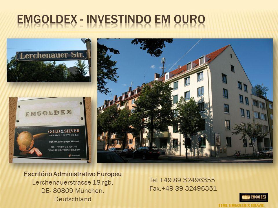 Emgoldex - investindo em ouro