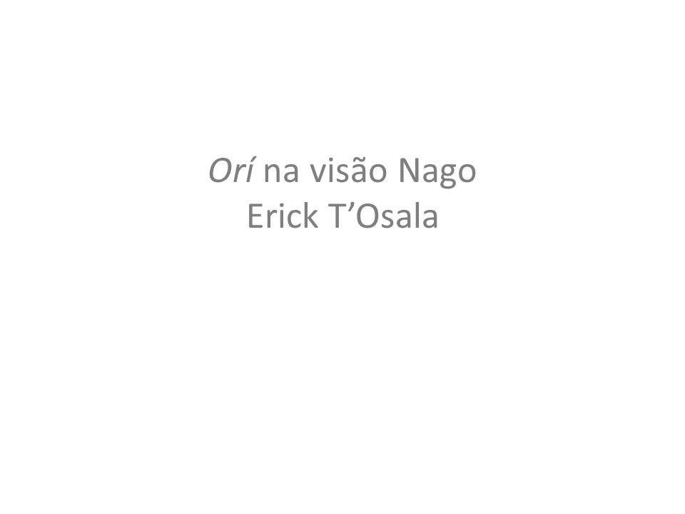 Orí na visão Nago Erick T'Osala