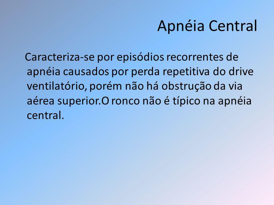 Apnéia Central