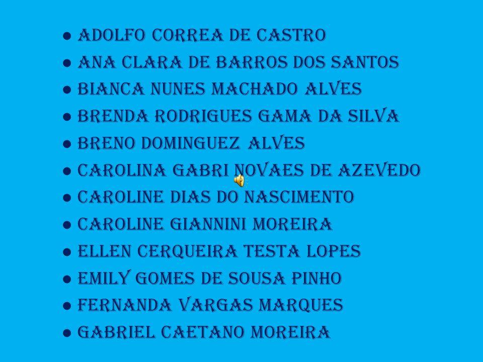 ● Adolfo Correa de Castro