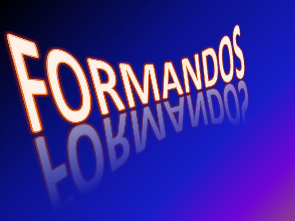 FORMANDOS
