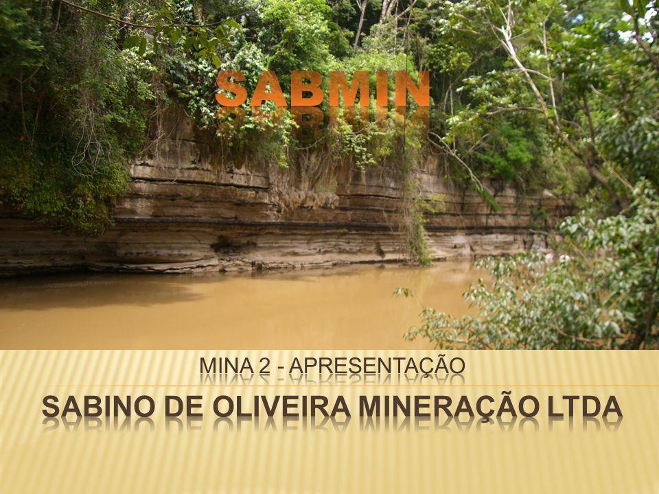 SABINO DE OLIVEIRA MINERAÇÃO LTDA