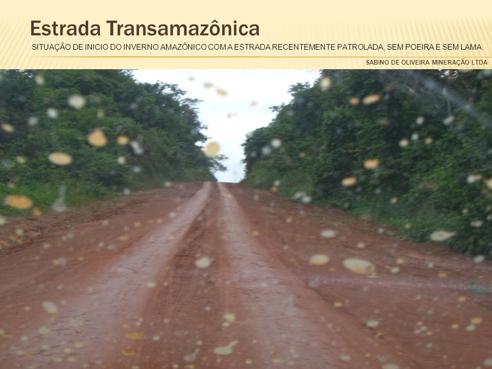 Estrada Transamazônica