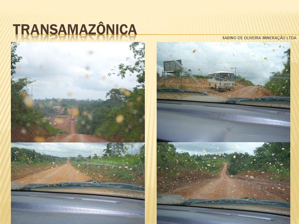 TRANSAMAZÔNICA SABINO DE OLIVEIRA MINERAÇÃO LTDA