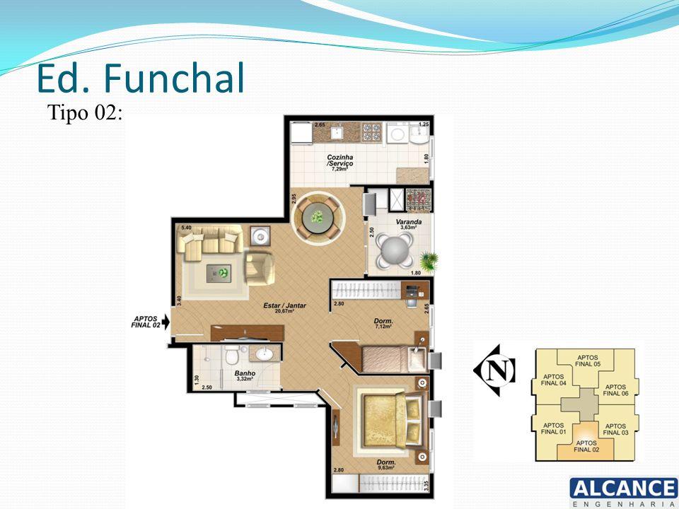 Ed. Funchal Tipo 02: