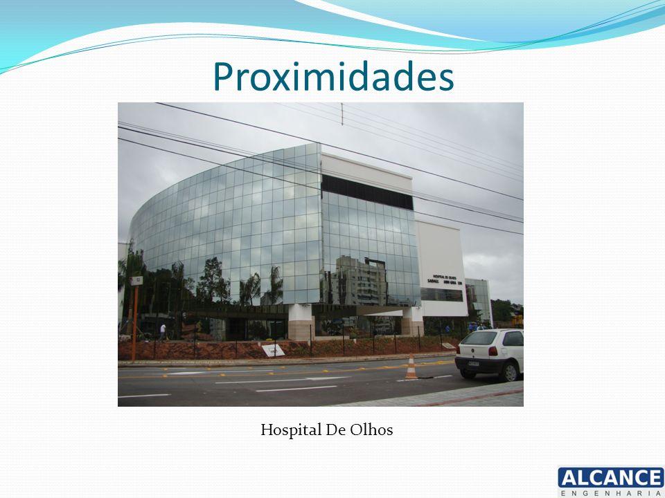 Proximidades Hospital De Olhos