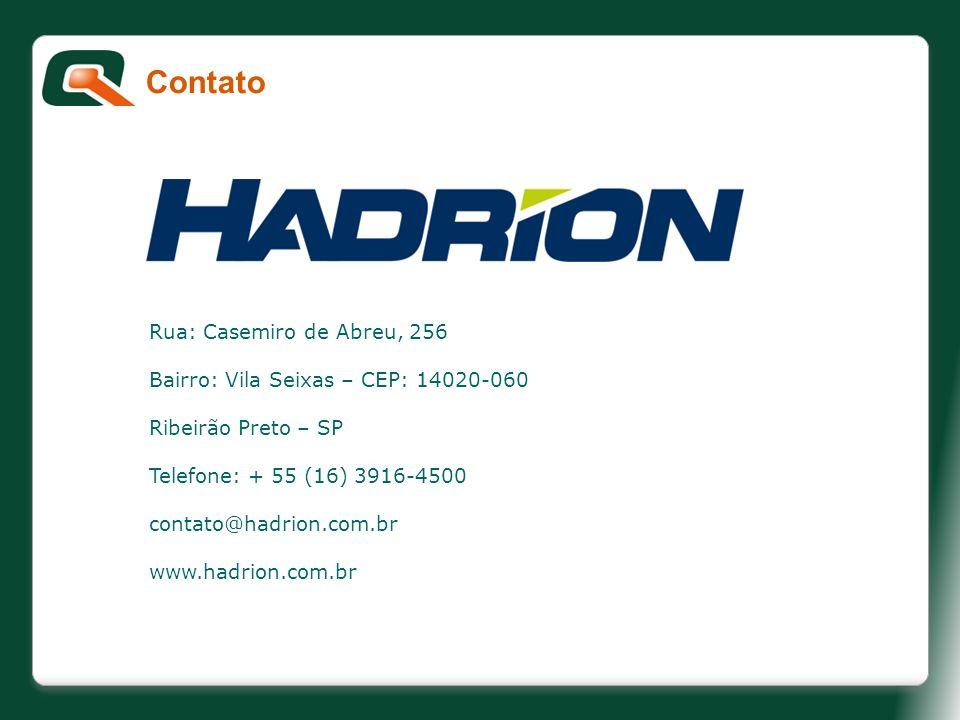 Contato Rua: Casemiro de Abreu, 256