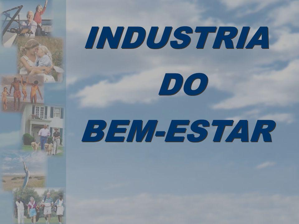 INDUSTRIA DO BEM-ESTAR