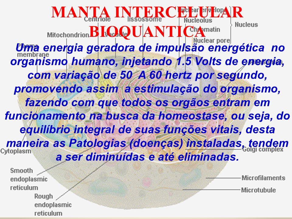 MANTA INTERCELULAR BIOQUANTICA