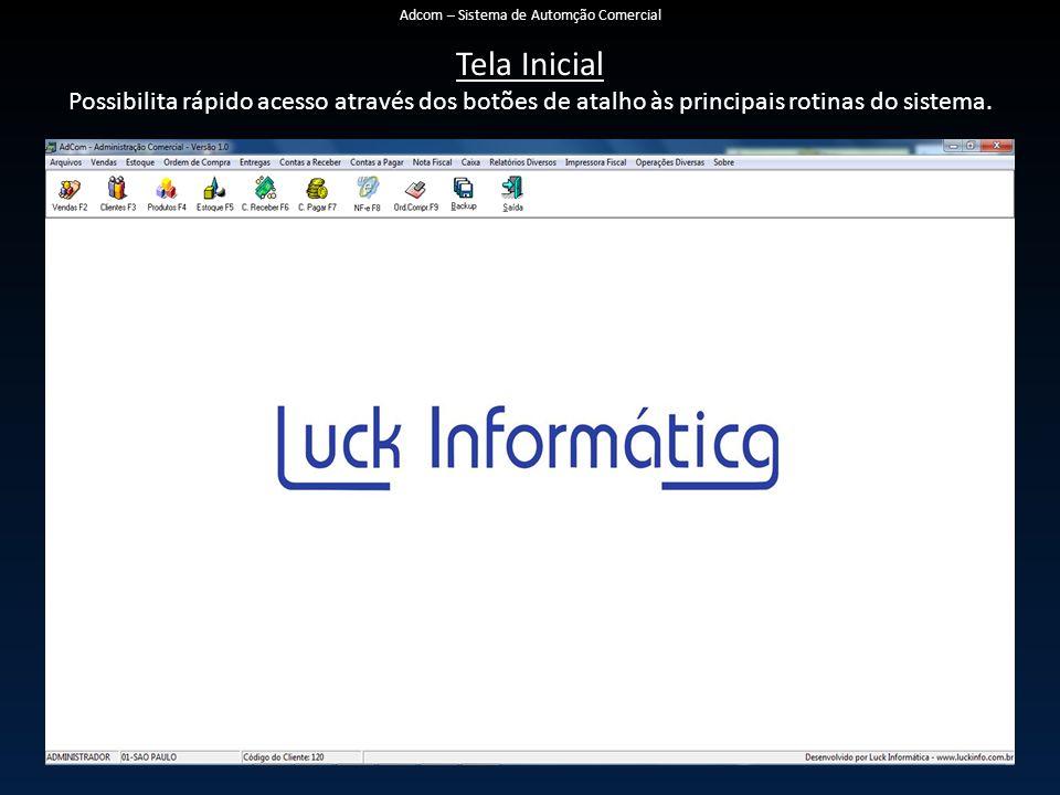 AdCom - Sistema de Automação Comercial