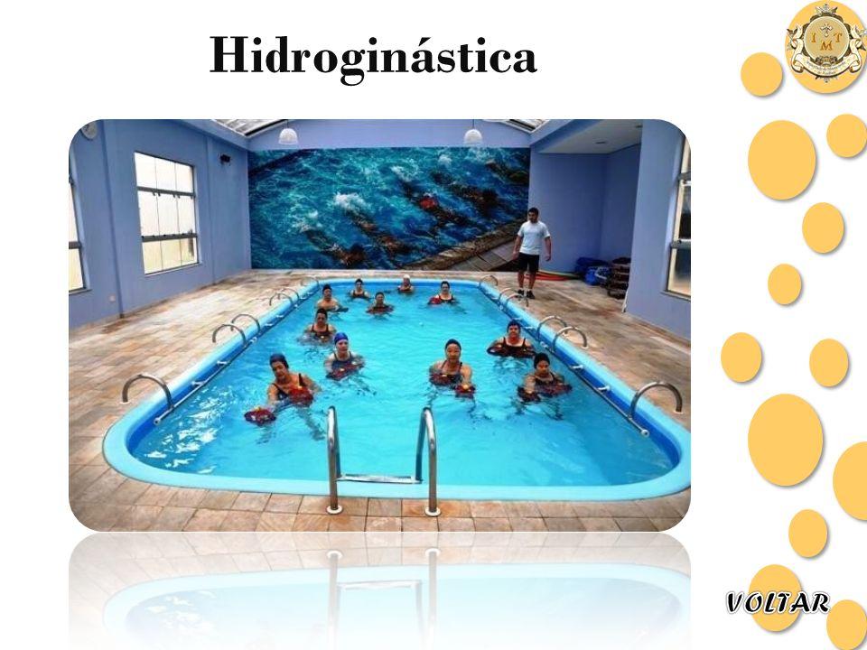 Hidroginástica VOLTAR